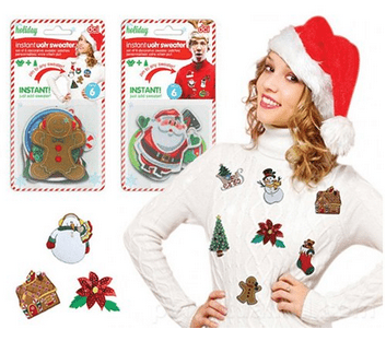 DIY Instant Ugly Sweater Kit