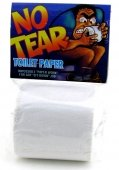 No-Tear Toilet Paper