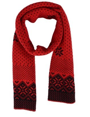 Simplicity Women Fashion Autumn and Winter Christmas Reindeer Wool Scarf Shawl