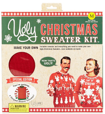 The Ugly Christmas Sweater Kit