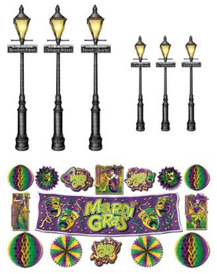 Decor and Street Light Props