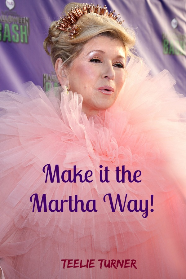 Make it the Martha Way cover
