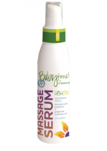 babytime massage serum