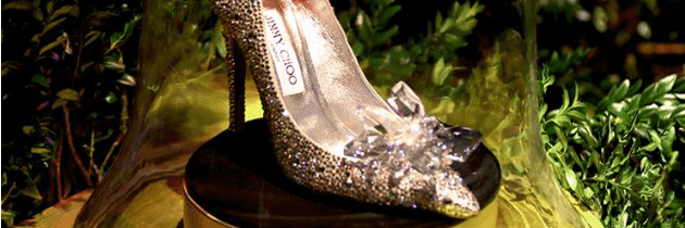Your Disney Cinderella Shoe Guide