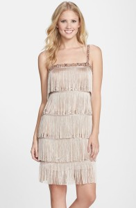 Aidan Mattox Flapper Cocktail dress
