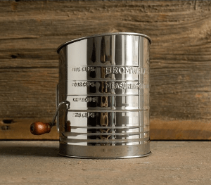 All American Flour Sifter