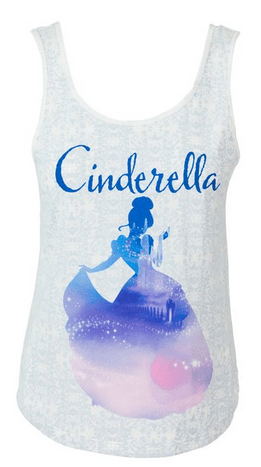 Disney Cinderella Tank Top