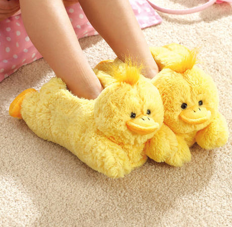 Duck Slippers