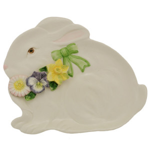 E7 - Kaldun-and-Bogle-Spring-Bunny-Bows-Divided-Serving-Dish-131109