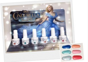 Gelish Spring 2015 Cinderella 6pc Set