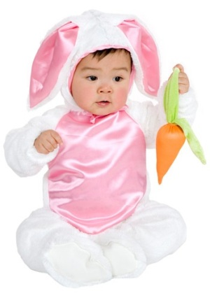 Halloween Costumes Infant-Toddler Bunny Costume