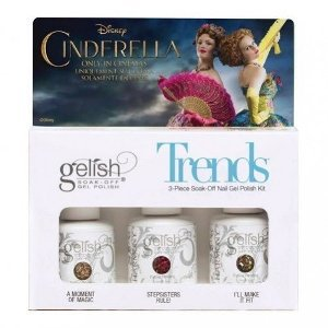 Harmony Gelish - Trends 3pc Kit - Cinderella Collection Spring 2015