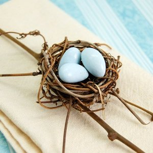 Mini Birds Nest and Twig from BeauCoup