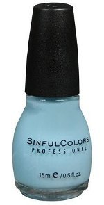 Sinful Colors Professional Nail Polish Enamel in Cinderella
