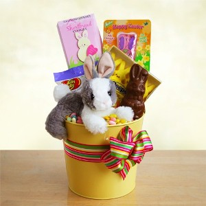 Sweet Easter Bunny Bucket from California Delicious