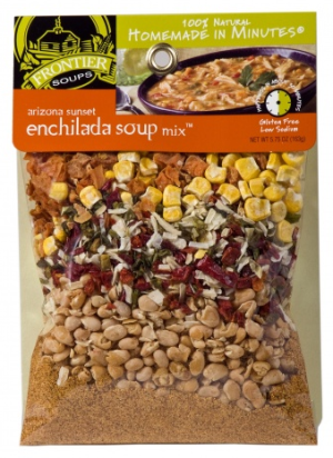 Arizona Sunset Enchilada Soup Mix