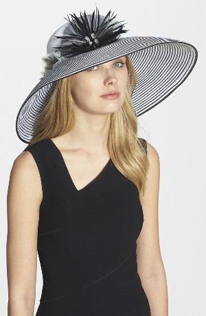 August Hat 'Extra' Wide Brim Hat