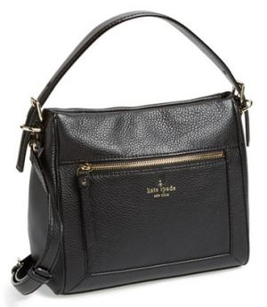 Kate Spade 'Cobble Hill - Little Harris' Leather Hobo
