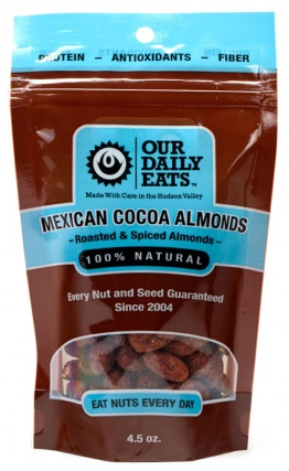 Mexican Cocoa Almonds