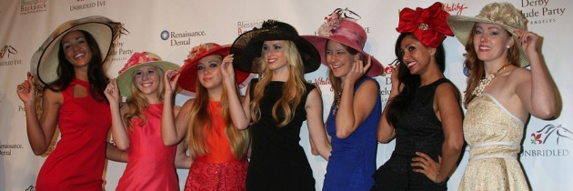 Fab Kentucky Derby Dresses That Stand Out