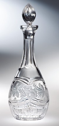 Majestic Crystal Victoria Crystal Wine Decanter