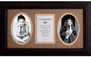 The James Lawrence Company Graduation Framed Graphic Art