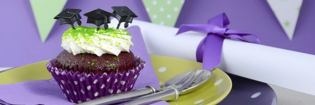 Graduation Party Ideas With Flying Colors