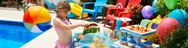 Summer Pool Party Ideas for Kids