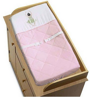 Ballerina Changing Pad Cover