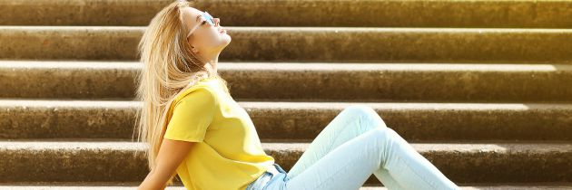 Refreshing Yellow Fashion Items for Summer