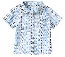 Tropical Geo Shirt
