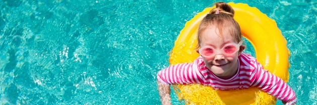 Sun-Protecting Swimwear for Kids