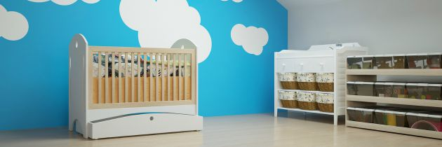 Nursery Ideas: Adorable Baby Room Themes