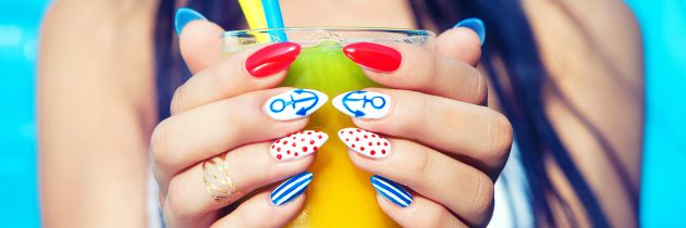 10 Nail Trends for Summer 2015