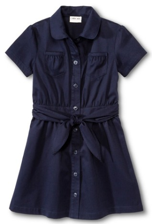 Girls' Safari Dress - Cherokee
