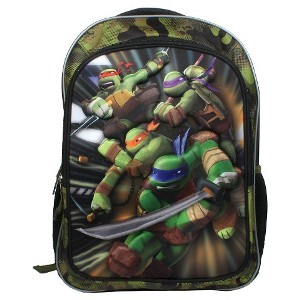 Teenage Mutant Ninja Turtles Big Battle Neoprene Backpack