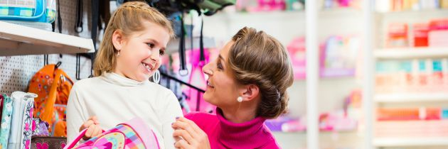 Back to School Shopping List for Practical Parents