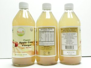 American Organic Apple Cider Vinegar with Mother