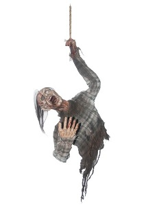 Hanging Bloody Zombie