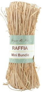 Joseph M. Stern Natural Raffia, Mini Bundle