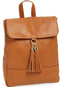 Sole Society 'Ellie' Faux Leather Mini Backpack