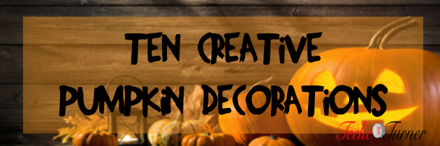 10 Creative Pumpkin Decorations