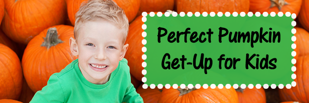 Perfect Pumpkin Get-up for Kids