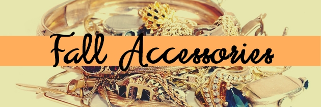 Fall Outfit Accessories