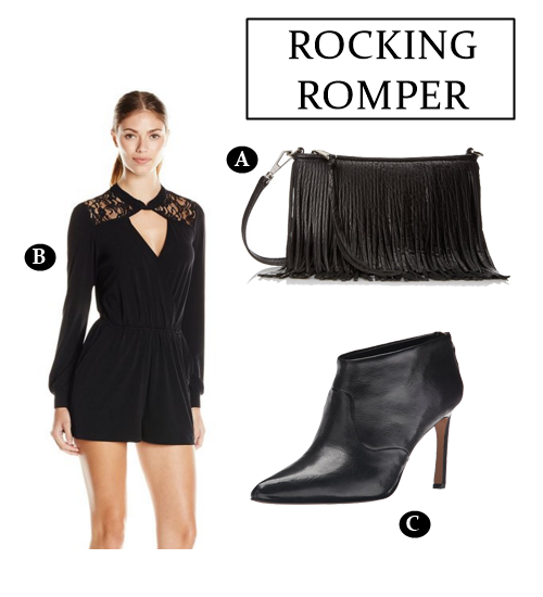 Party Look - Rocking Romper