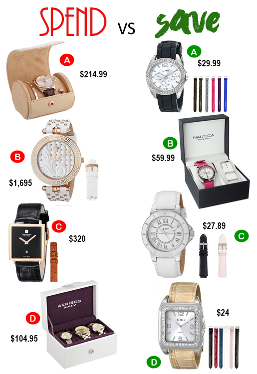 top watches need letter