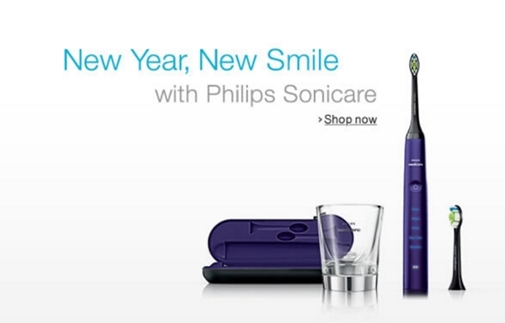 New Year New Smile Main - Philips Sonicare