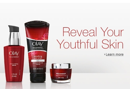 Reveal Your Youthful Skin - Olay Essentials