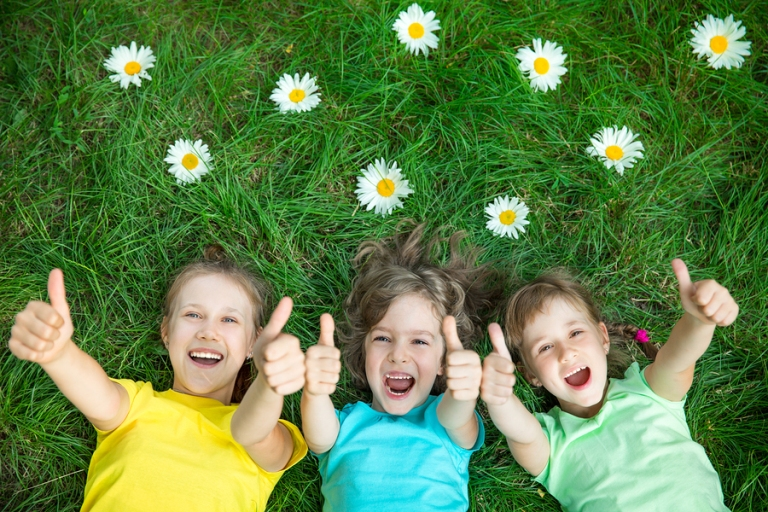 4 Fun Ways to Get Kids Spring Ready