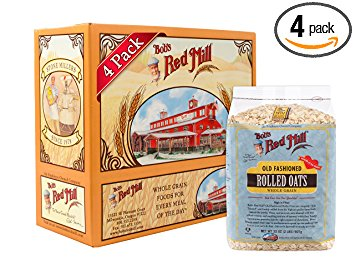 Bob's Red Mill Old Fashioned Regular Rolled Oats